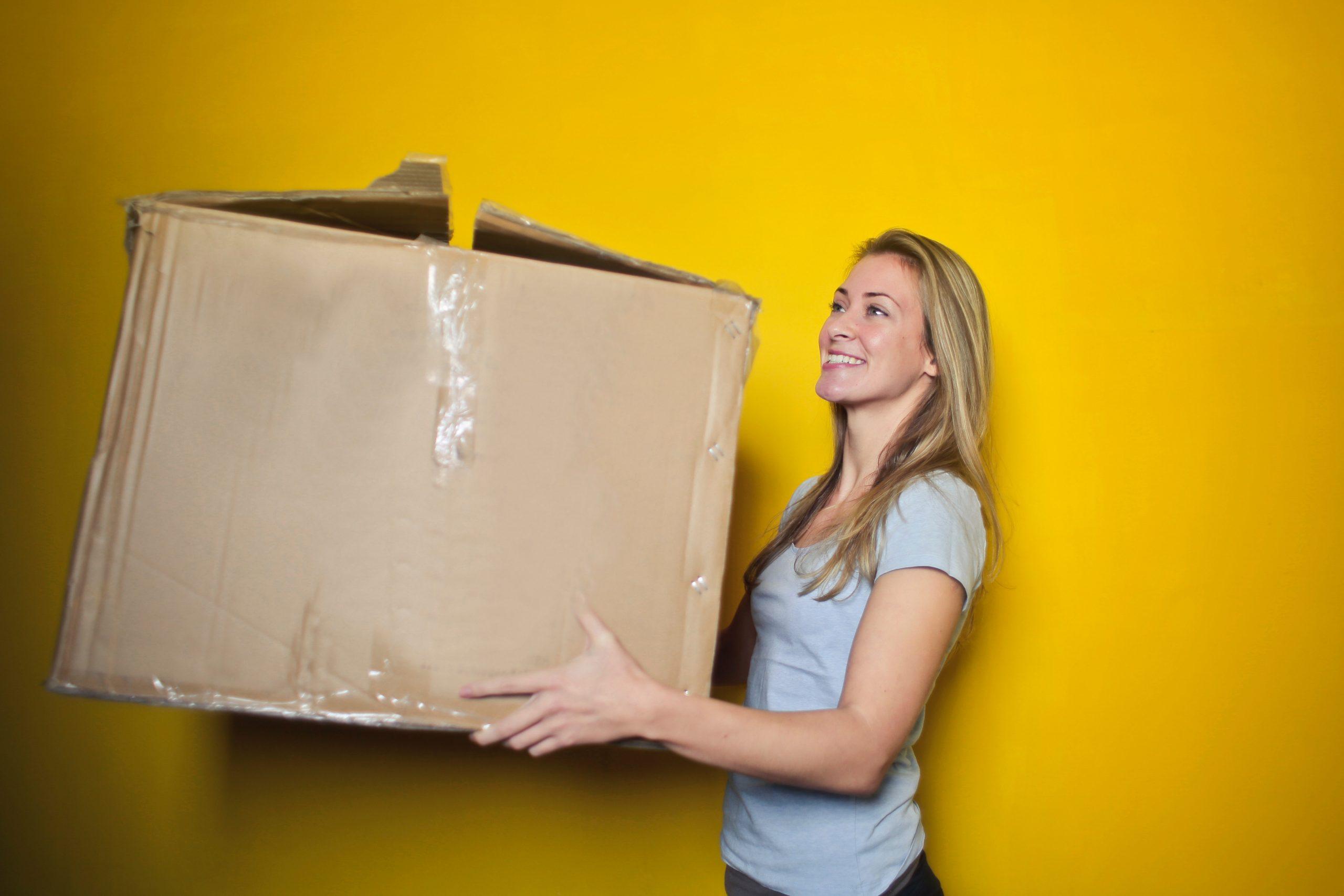 Hva koster det å flytte